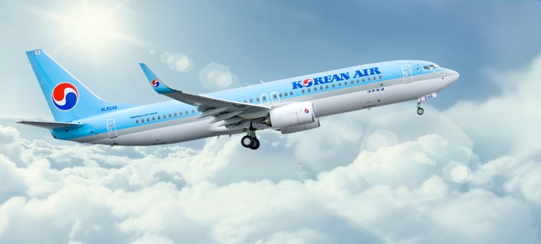 Image result for korean air planes